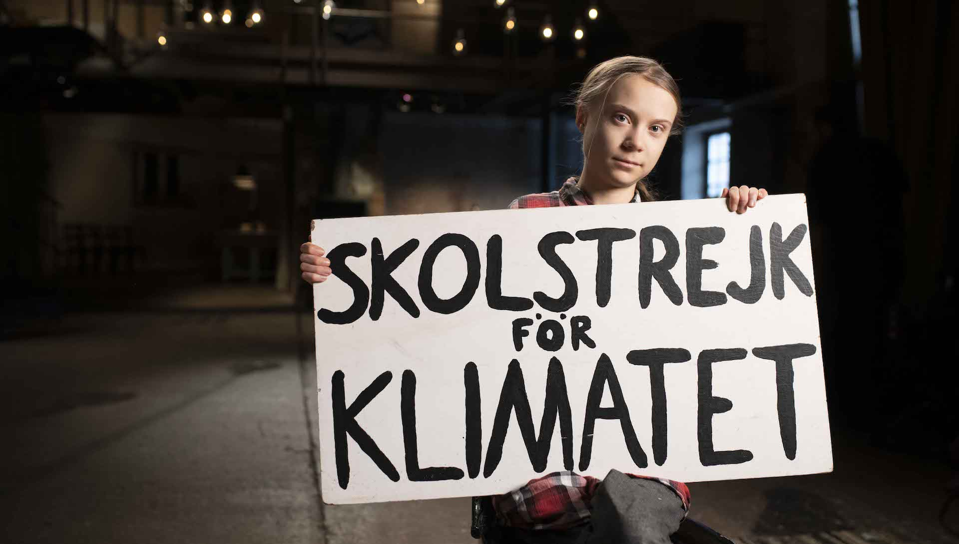 Greta Thunberg: A Year To Change The World